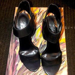 Fergie Black Heels